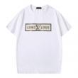 2色可選 新作情報2020年 半袖Tシャツ 一番人気の新作はこれ ルイ ヴィトン LOUIS VUITTON 遊び心あるデザイン
