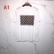 多色可選 世界的完売 ルイ ヴィトン 2020最新モデル LOUIS VUITTON 半袖Tシャツ洗練された美しい
