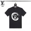 日本よりお得に  3色可選 半袖Tシャツ 2020最新一番人気 ルイ ヴィトン LOUIS VUITTON