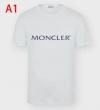 おすすめの2020夏新作をご紹仩 モンクレールコピー激安多色選択可 激安大特価新品 MONCLER半袖tシャツ 通気性抜群