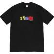 Supreme 19FW Life Tee  2色可選 20新作です Tシャツ/半袖 トレンド最先端のアイテム