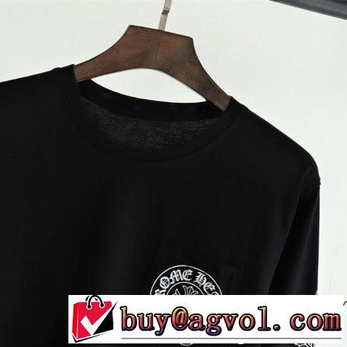 長袖Tシャツ 魅力的な価格でセール chrome hearts 2019年春夏の限定コレクションクロムハーツ