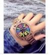 簡潔さを受け続くガガミラノ  洗練された印象に溢れる腕時計..