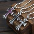 リファインされた! 2016 CHROME HEARTS クロムハーツ シルバー925 ペンダントトップ 十字架