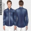 デニムジャケット  DSQUARED2  爆買い2017SALE開催 ディースクエアード