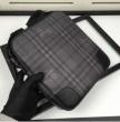 人気セール BURBERRY コピー バーバリー メンズ バッグ ショルダーバッグ 斜掛け 本革 ビジネス .