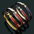 【ファッション新品注目】 HERMES エルメス ブレスレット 数量限定特価 4色可選