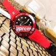 ロレックス ROLEX シュプリーム SUPREME最前線2018 写作連名 4色可選 腕時計