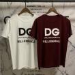 ドルチェ&ガッバーナ☆19SS 人気D&GプリントコットンTシャツ41626577ドルチェ&ガッバーナコピー高品質