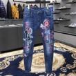 ドルガバ 偽物Dolce&Gabbana赤字超特価大人気スッキリ綿99%ジーンズストレッチ生地立体裁断ゆるいフィット感