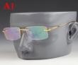 お買い得品質保証軽量フレームストレスなくサングラスシンプル合わせやすいタイプ3色可選CARTIERカルティエ 激安