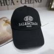 バレンシアガ BALENCIAGA ベースボールキャップ 4色可選 注目が集まる2019夏季新作 春夏シーズン始動
