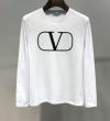 長袖Tシャツ 2色可選 ヴァレンティノ VALENTINO 安定感のある2019夏新作 今夏も絶対に流行る