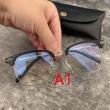 夏のおでかけにもぴったり クロム ハーツコピー通販透明メガネ   軽い掛け心地chrome heartsスーパーコピー 顔の幅に合わせるアイテム