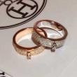 リング/指輪  この冬注目するべき新鋭ブランド エルメス HERMES トレンド感があって涼しげ ファッションにトレンド