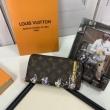 LOUIS VUITTON Nランク秋冬注目新作 ルイ ヴィトン 薄手で軽量なのにとても暖かい 財布/ウォレット2019秋冬憧れのブランドはすすめ