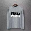 秋ファッションの主役となる一枚 FENDI スーパーコピー通販 圧倒的な高級感  フェンディコピーtシャツ長袖 大切な方へのギフト