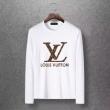 数量限定100%新品 LOUIS VUITTONスーパーコピー長袖tシャツ 今年流っる秋季新作 ヴィトンコピー激安 在庫希少高品質