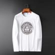 人気急成長秋冬新作激安発売 ヴェルサーチコピー代引き通販  最安値品質保証 VERSACEスーパーコピー長袖tシャツ ブームは再熱中