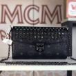 最前線新作 スーパー コピー mcmエムシーエムチェーンバッグ 高品質でおしゃれな雰囲気 トレンド感満載のデザイン