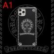 価格もデザインも抜群の2019激安新作 クロム ハーツコピー  爆買い定番人気  chrome hearts偽物iphoneケース 年末セール開始