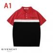 今最もファッション感がある ジバンシーコピーメンズ 圧倒的人気ブランド GIVENCHY半袖ポロシャツ 大注目早い者勝ち
