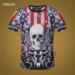 高級感あるデザイン フィリッププレイン 人気ブランドの新作 PHILIPP PLEIN 半袖Tシャツ 2020年春夏の流行
