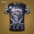 半袖Tシャツ 早めのチェックを  フィリッププレイン PHILIPP PLEIN おすすめする人気ブランド