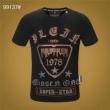 セール今期新作 フィリッププレイン セレブ愛用の超人気商品 PHILIPP PLEIN 半袖Tシャツ2020春夏ブランドの新作