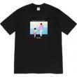 2色可選 Supreme 19FW Heaven And Earth Tee  シュプリーム SUPREME Tシャツ/半袖 さらに魅力的