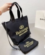 高級感ある 手持ち&ショルダー掛け 2021春夏 バレンシアガ BALENCIAGA ハンドバッグ 2色可選 BALENCIAGAブランドスーパーコピー 柔軟