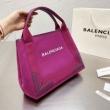 2021 魅力ファッション バレンシアガ トートバッグ 手持ち&ショルダー掛け BALENCIAGAコピー ブランド 使い勝手のいいバッグ